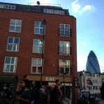 Spitalfields, London
